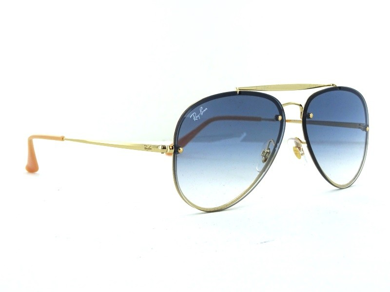 Ray Ban RB3584-N 001/19 58 Sonnenbrille