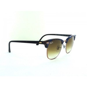 Ray Ban RB3016 1256/51 51 Clubmaster Sonnenbrille