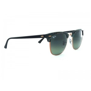 Ray Ban RB3016 1255/71 51 Clubmaster Sonnenbrille