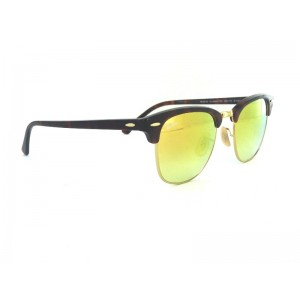 Ray Ban RB3016 990/7O 49 Clubmaster Sonnenbrille