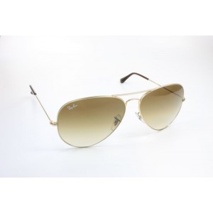 Ray Ban RB3025 001/51 55 Large Aviator Sonnenbrille