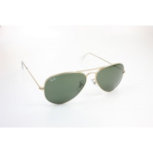 Ray Ban RB3025 W3234 55 Large Aviator Sonnenbrille