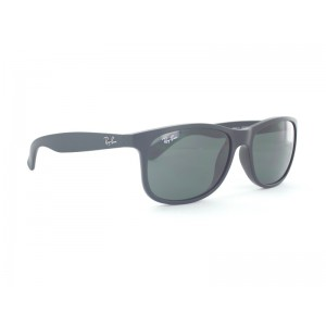 Ray Ban - RB4105 601 Gr. 50 - Black/Crystal Green